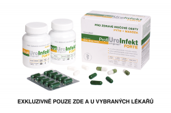 ProfiUro Infekt FORTE for healty urinary tract